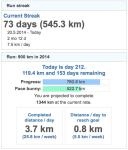 gz run current streak and goal 20140731