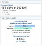 gz run current streak and goal 20141031